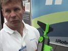 iRobot Looj – Inventor talks about gutter cleaning robot thumbnail