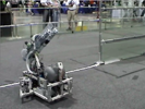 NITRO – Ball shooting cRIO powered FIRST Robotics demo bot thumbnail