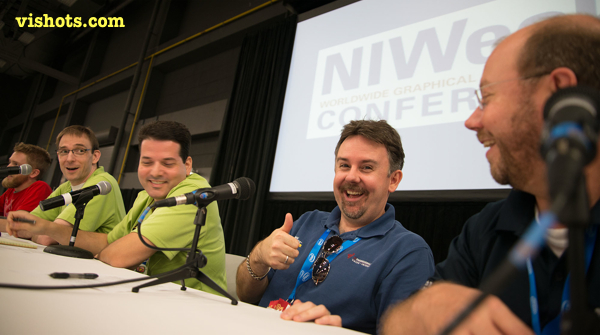 VI Shots Live at NIWeek 2013