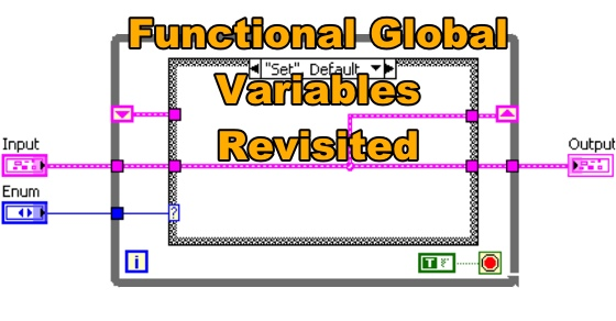 Functional Global Variables Revisited